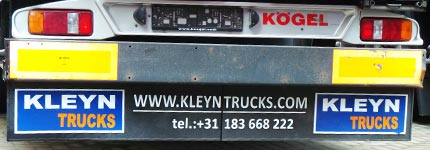 kogel trailers