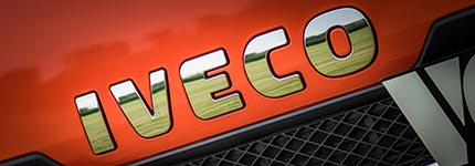 iveco front grill